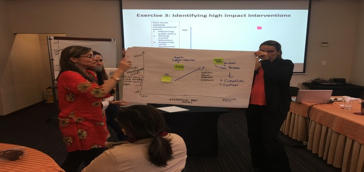 Colombia: Learning Together to Work Together