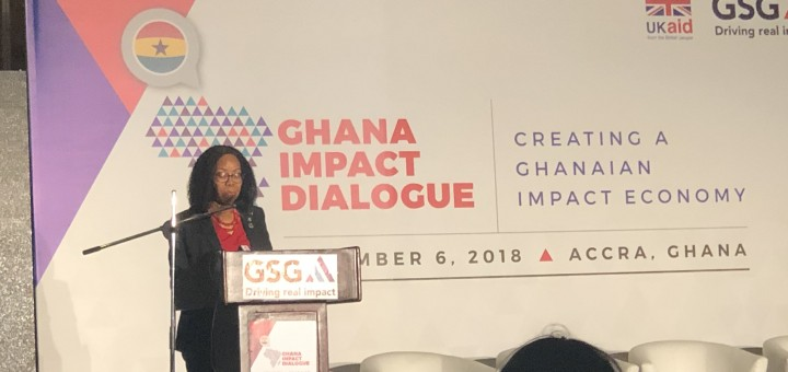 Creating a Ghanaian Impact Economy