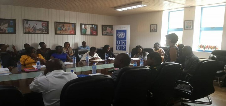 Organizations Discuss Enabling Environments for Philanthropy in Ghana