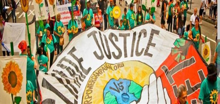 Climate Justice Resilience Fund