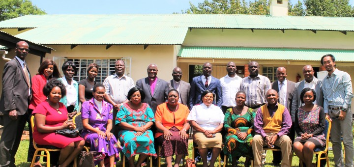 Children Welfare Hubs Officially Launched in Zambia