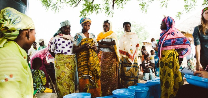 Meet the Women Changing Ghana: One Water Business at a Time