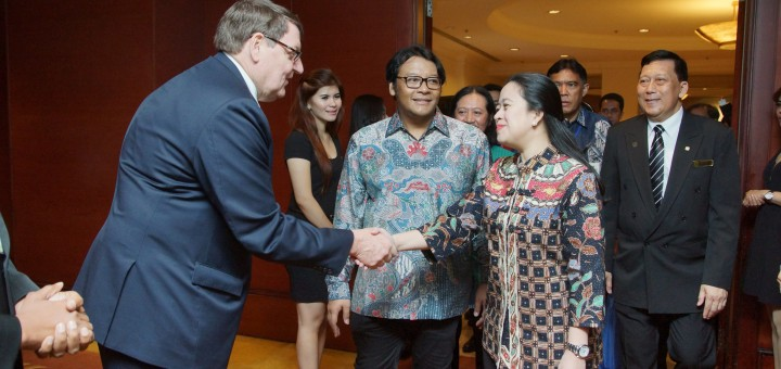Deepening Partnership with Philanthropy Worldwide