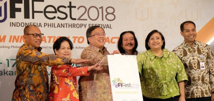 Indonesia Philanthropy Festival 2018 Kicked-Off