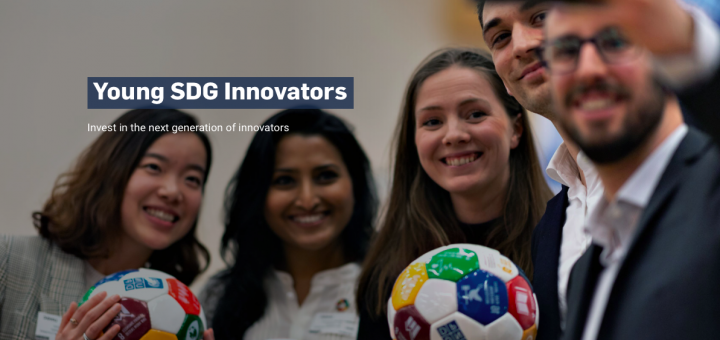 The Young SDG Innovators Programme
