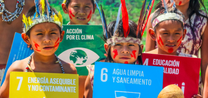 Connecting Community Foundations with SDGS