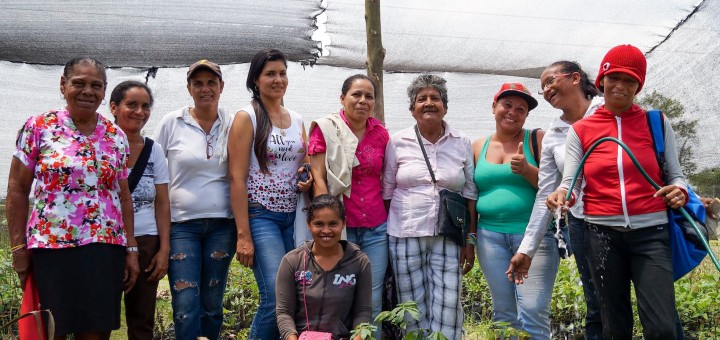 Powerful Women Face the Climate Crisis in Colombia